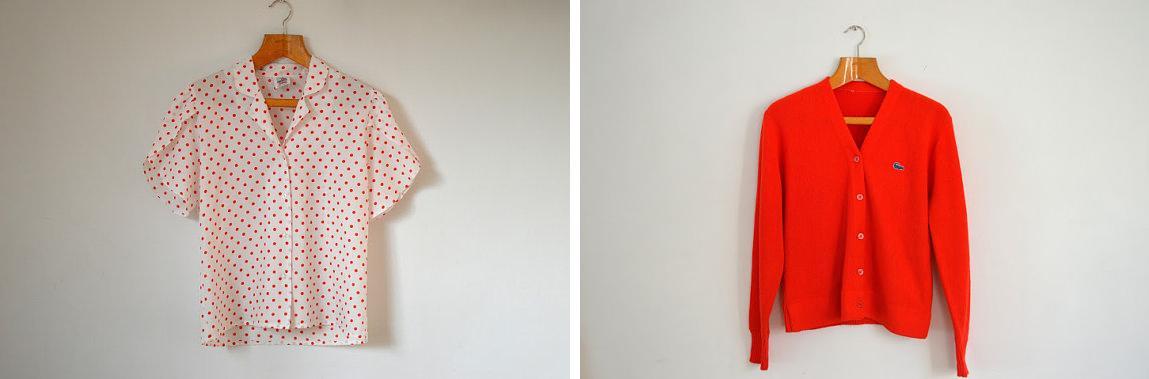 blouse&sweater