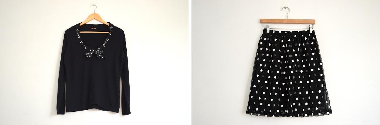 shirtpolka&skirt