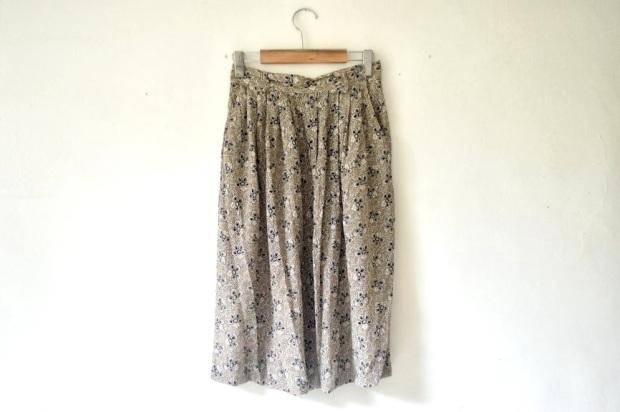 floral skirt2