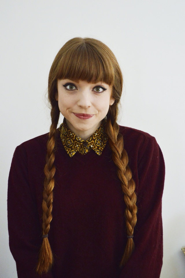 braided hairstyles pigtails