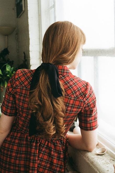 Act Three Lookbook | Model and Stylist Alexandra Spence | photographer Danielle Suzanne