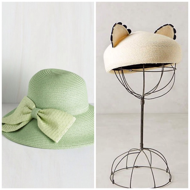 Larkspur Vintage Birthday | Hats