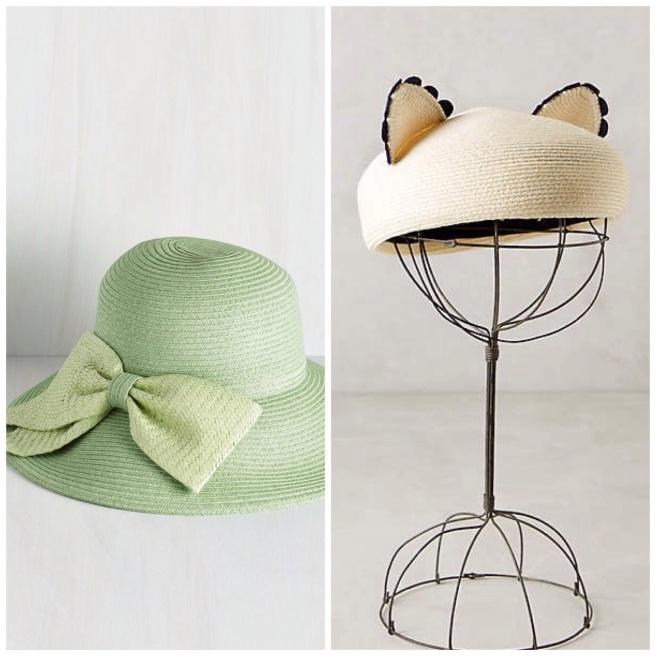Larkspur Vintage Birthday | Hats