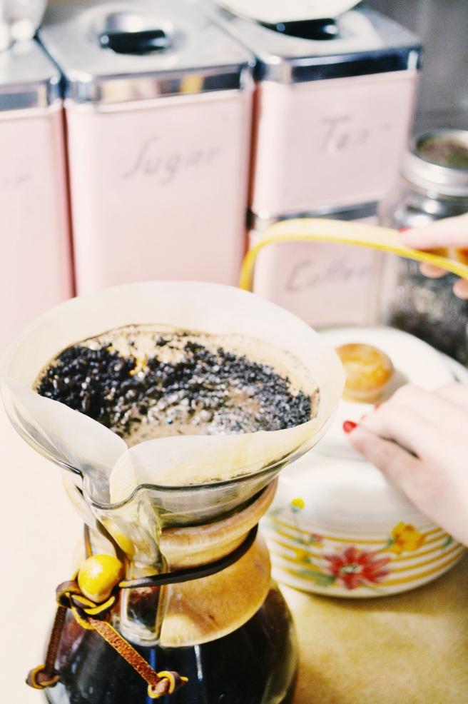 Larkspur Vintage | My Morning Routine