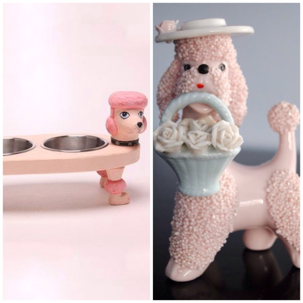 Larkspur Vintage Birthday | Poodles