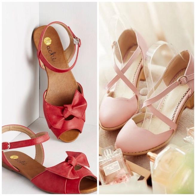 Larkspur Vintage Birthday | Shoes