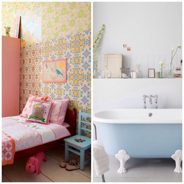 Larkspur Vintage | Pastel Interiors