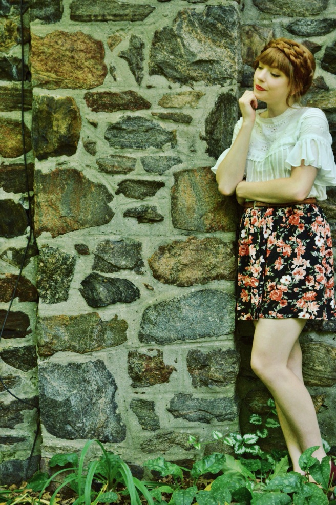Larkspur Vintage | Outfit: Fit For A Queen