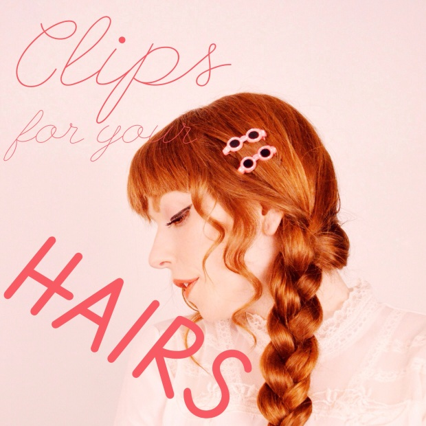 Larkspur Vintage   Cute Clips & Pins For Your Hairs