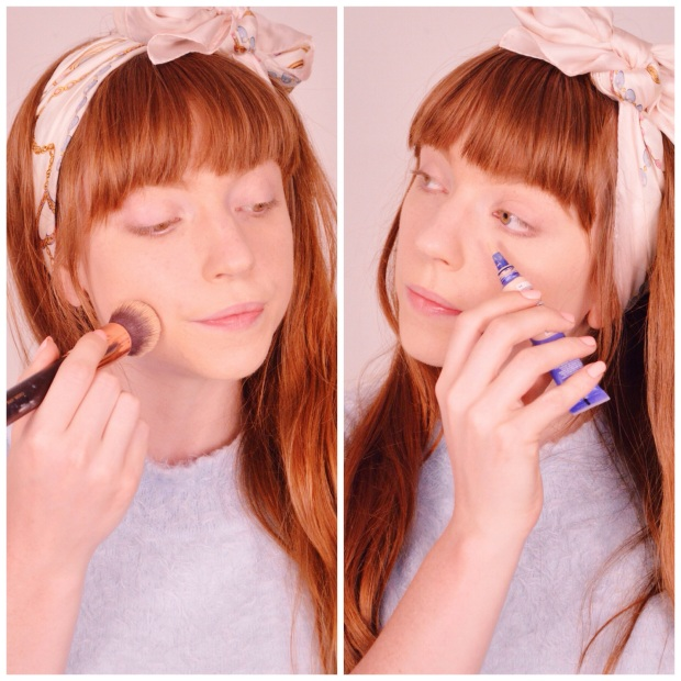 Larkspur Vintage | Simple Summer Skin Tutorial