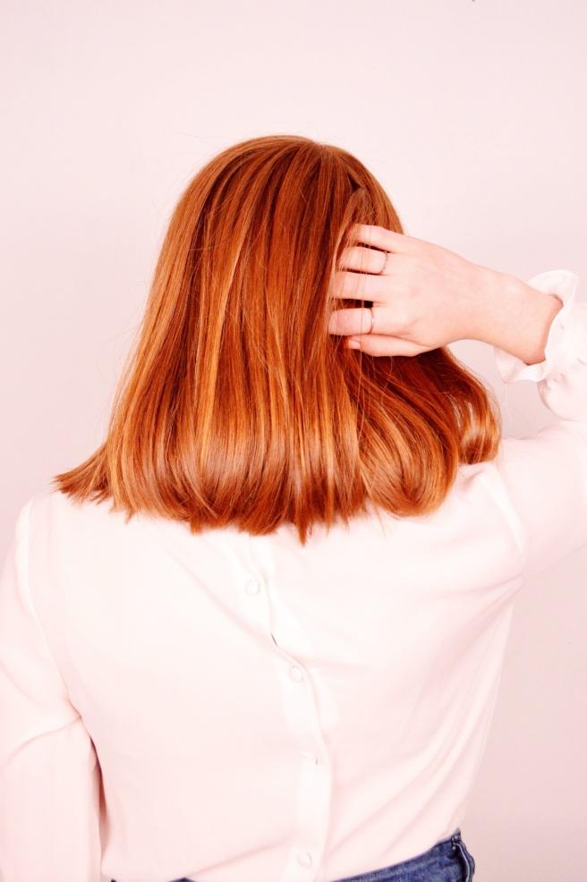 Larkspur Vintage | Bye Hair!