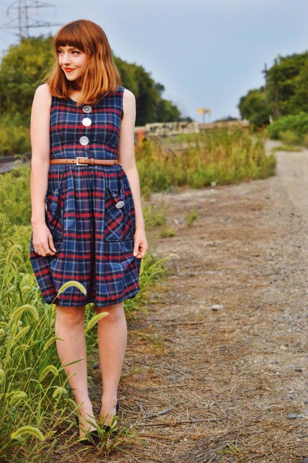 Larkspur Vintage | Outfit: Rekindle