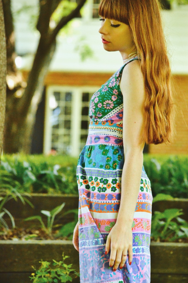 Larkspur Vintage | Outfit: Vintage in The Suburbs
