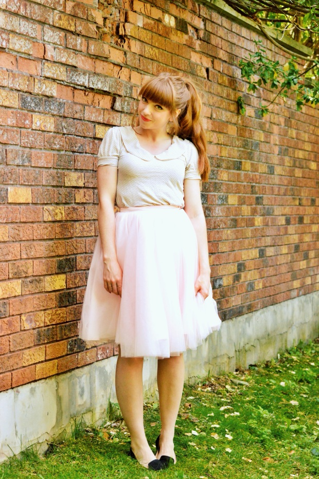 Larkspur Vintage | 3 Ways To Wear A Tutu