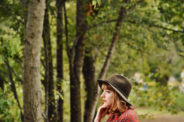 Larkspur Vintage | Outfit: Other People's Clothes