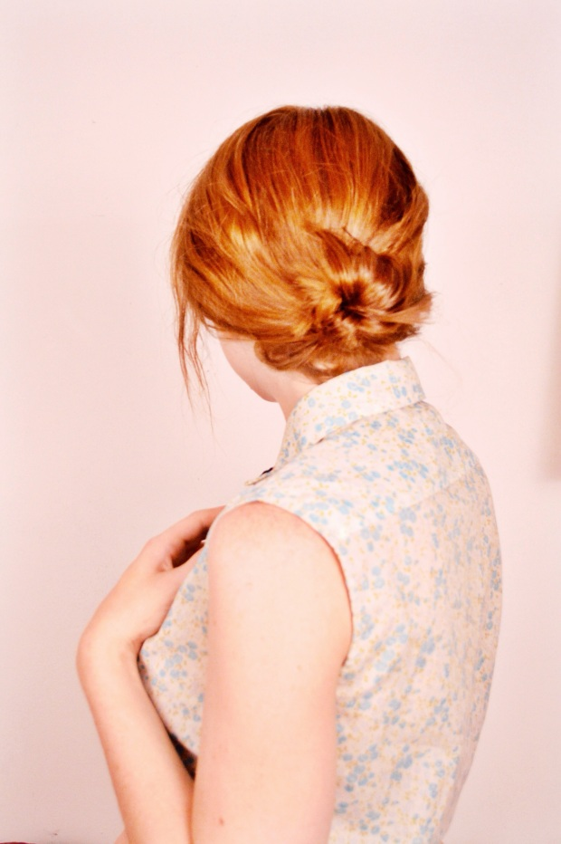 Larkspur Vintage | Beauty: Four Quick Hairstyles For Short Hair
