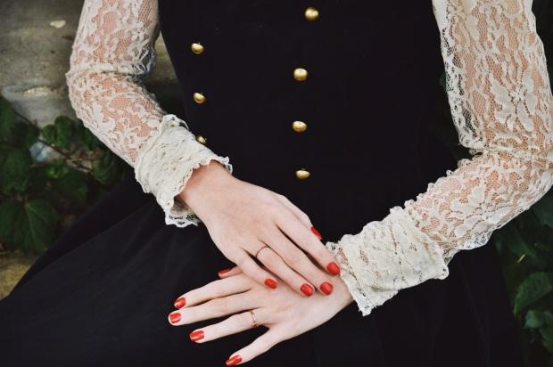 Larkspur Vintage | Outfit: Vivienne