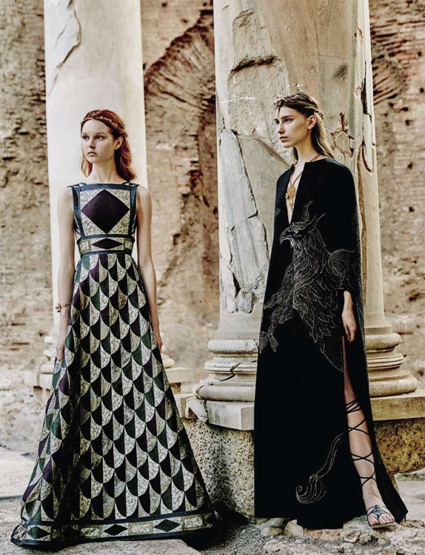 Collection: Valentino Haute Couture FW 2015-16