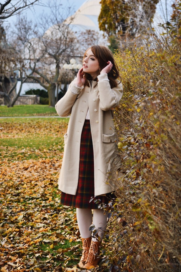 Larkspur Vintage | Outfit: Invisibility Coat