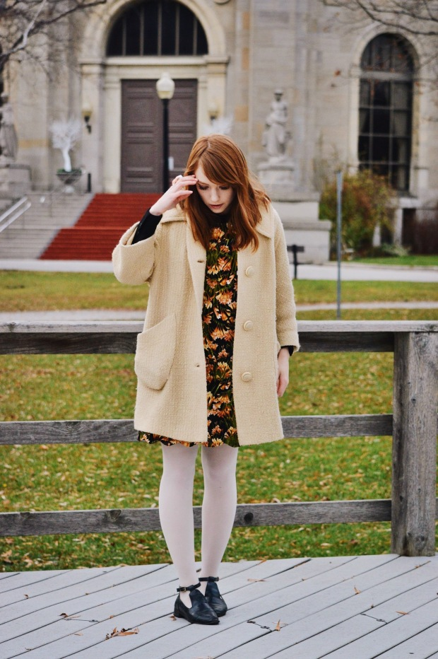 Larkspur Vintage | Outfit: Living In Colour