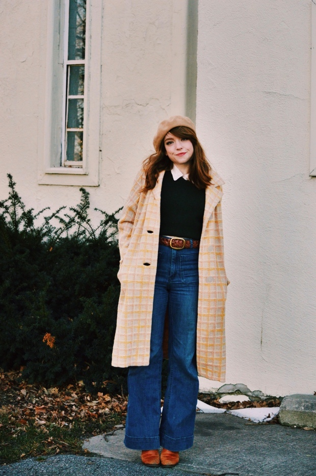 Larkspur Vintage | Outfit: Keep Yourself Warm