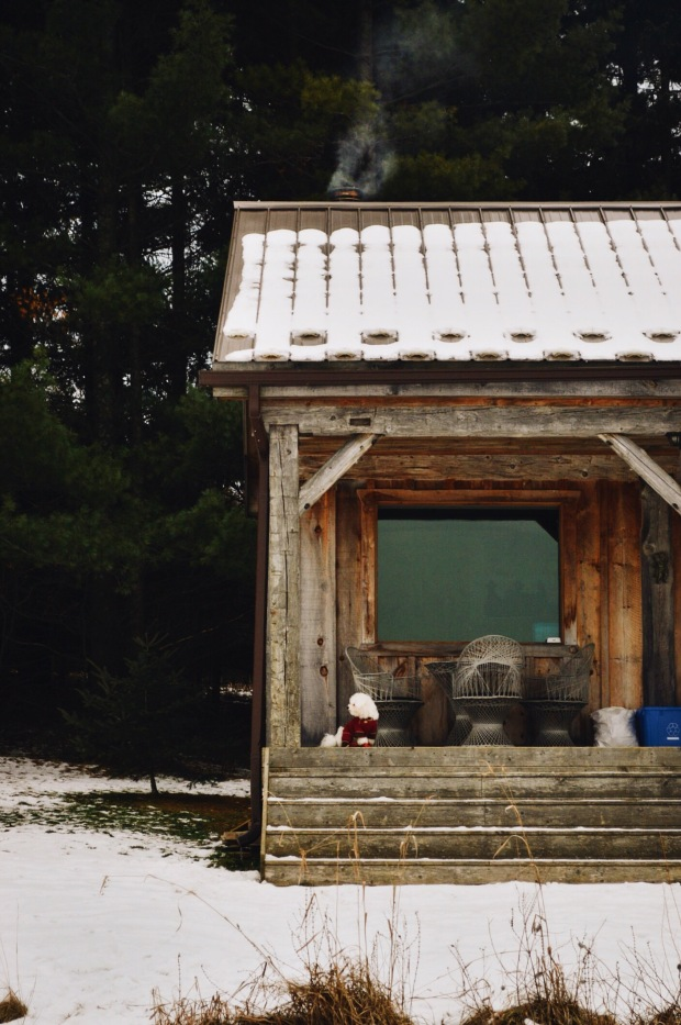 Larkspur Vintage | Photo Diary: Cabin in Schomberg, Ontario