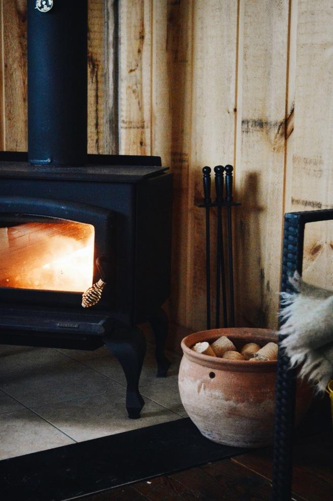 Larkspur Vintage | Photo Diary: Cabin in Schomberg, Ontario