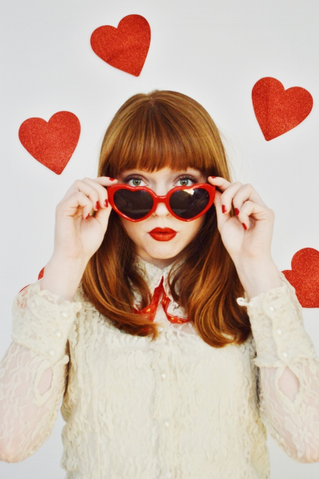 Larkspur Vintage | Happy V-Day, Cuties