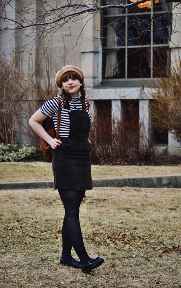 Larkspur Vintage | Outfit: Beatnik