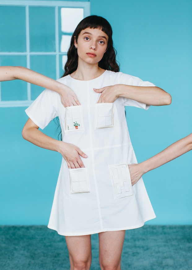 Collection: Samantha Pleet S/S 2016