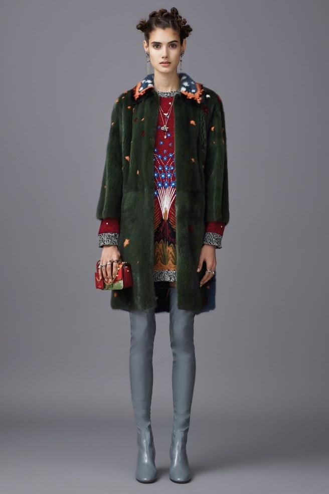 Collection: Valentino Pre-Fall 2016
