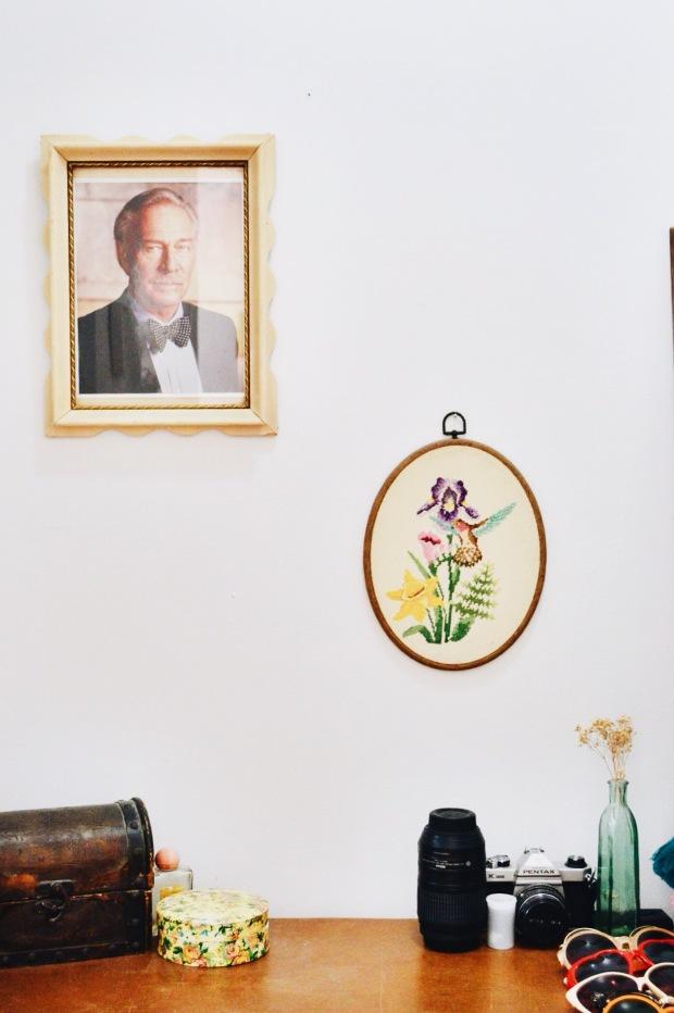 Larkspur Vintage   Bits Of My Home