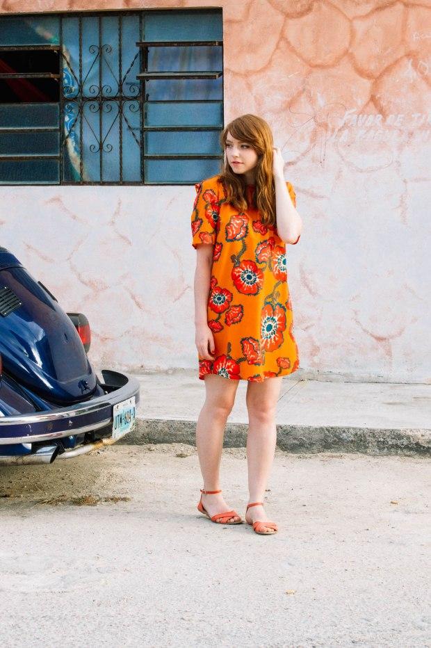 Larkspur Vintage | Mexico Colours