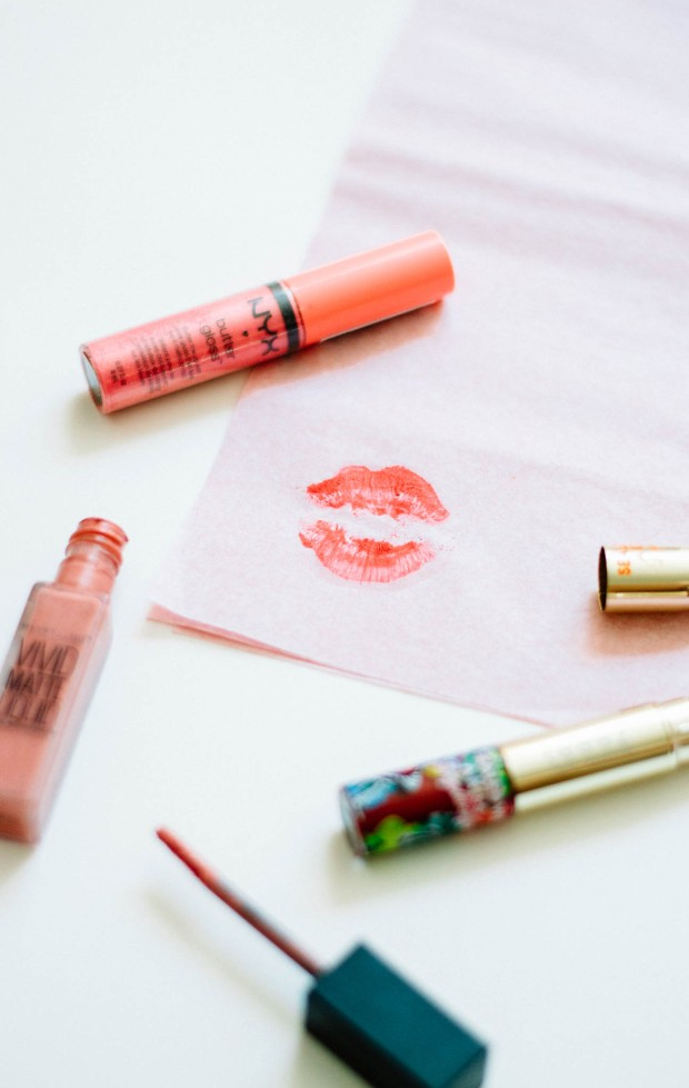 Larkspur Vintage | Current Favourite Lip Products