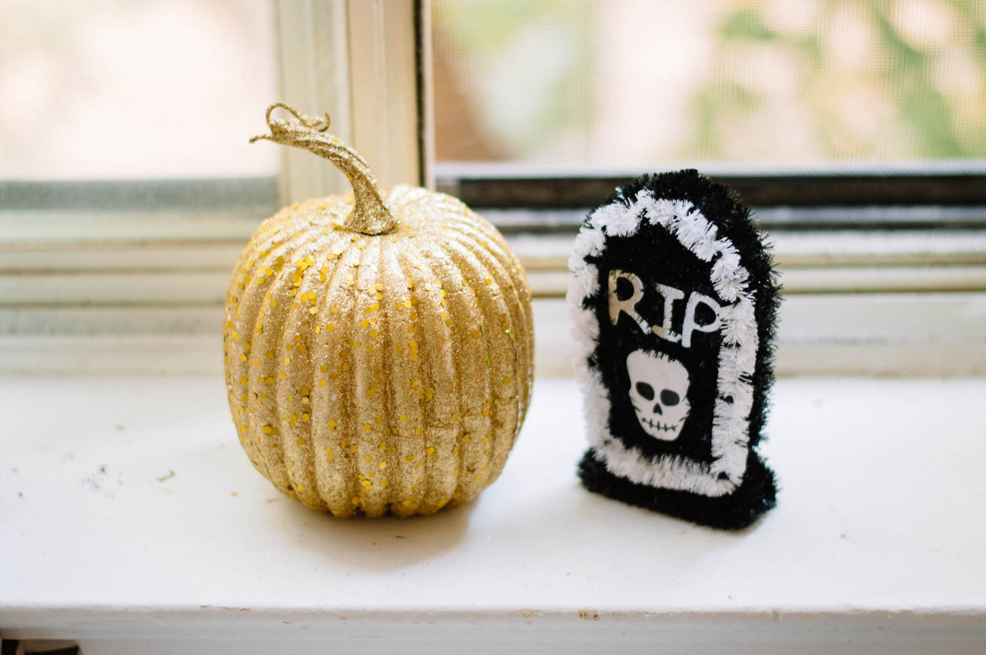 Larkspur Vintage | Halloween and Autumn Home Touches