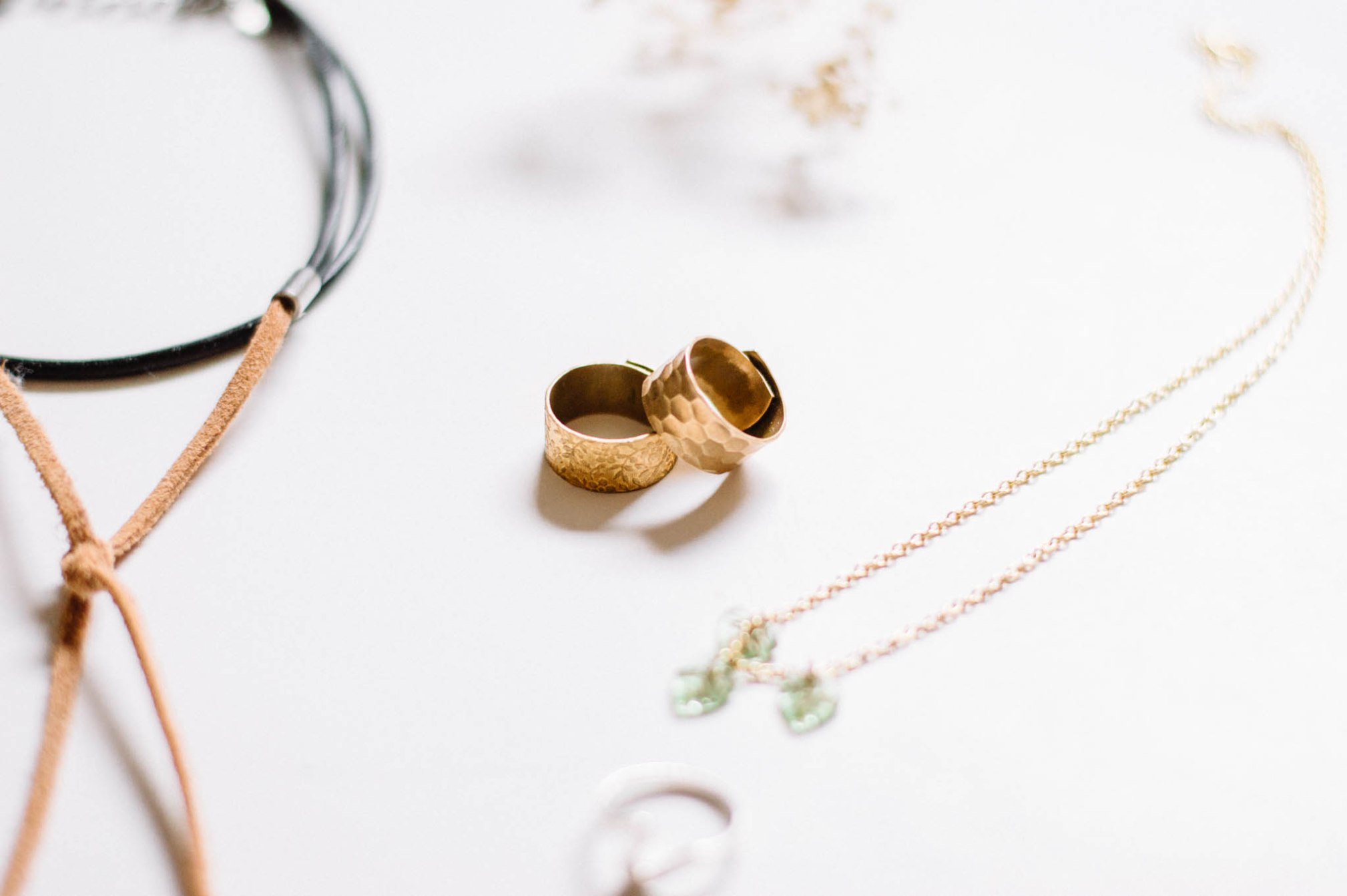 OKAY ANDIE | My Current Favourite Jewelry