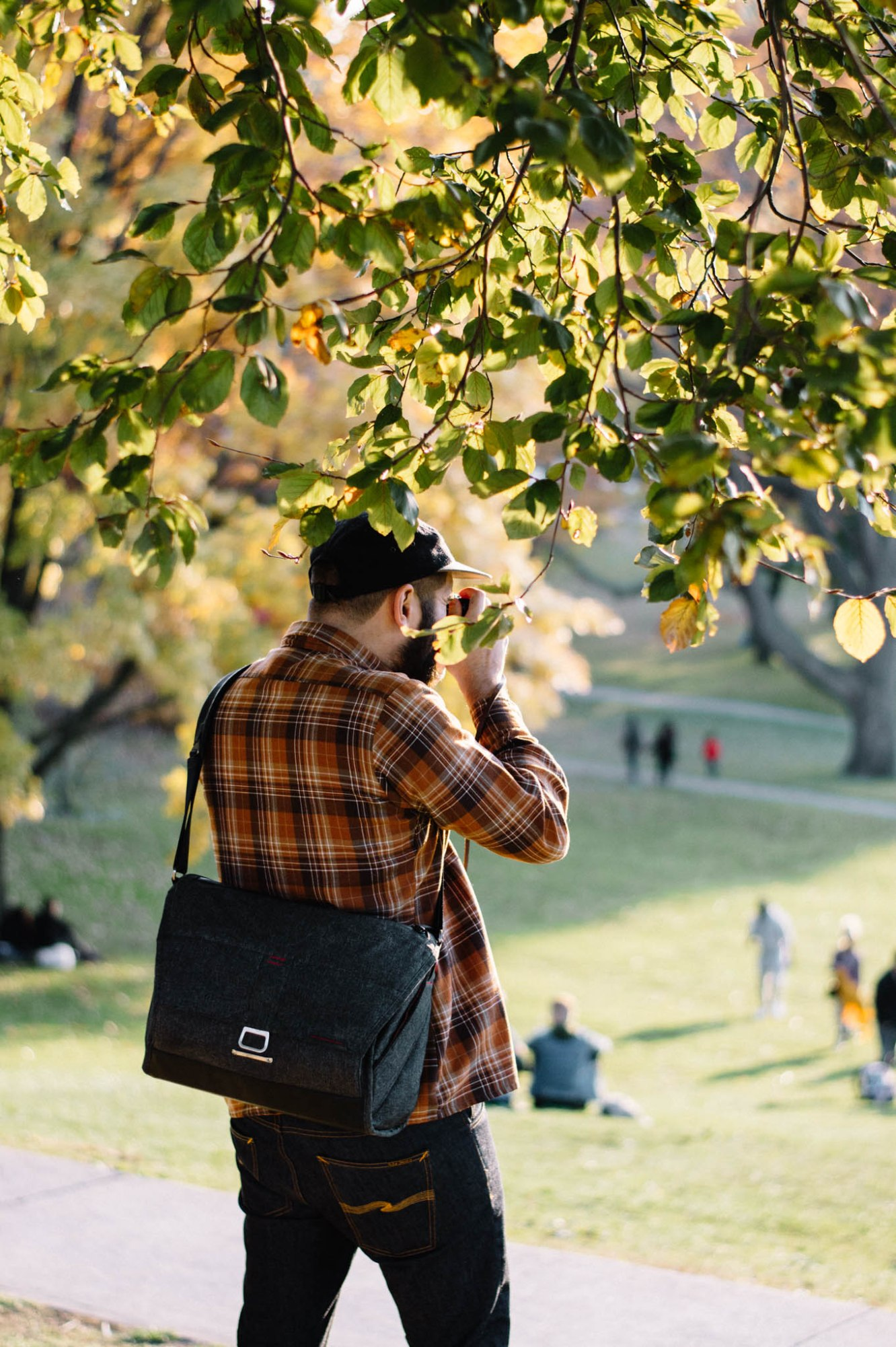 OKAY ANDIE | Photo Diary: High Park in Autumn